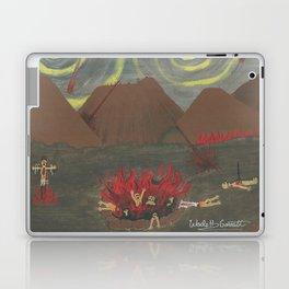 Hell Laptop & iPad Skin