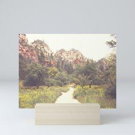 Colors of Sedona Mini Art Print