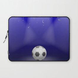 Celebration, Football in the spotlight Laptop Sleeve