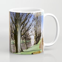 Avon River, Christchurch Coffee Mug