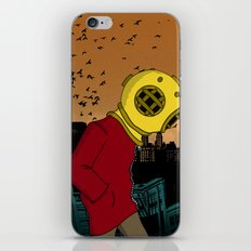 City Diving iPhone & iPod Skin