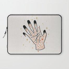 Sleight of Hand Laptop Sleeve