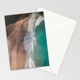 waves #society6 #decor #buyart Stationery Cards