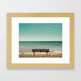 Quiet Contemplation Framed Art Print