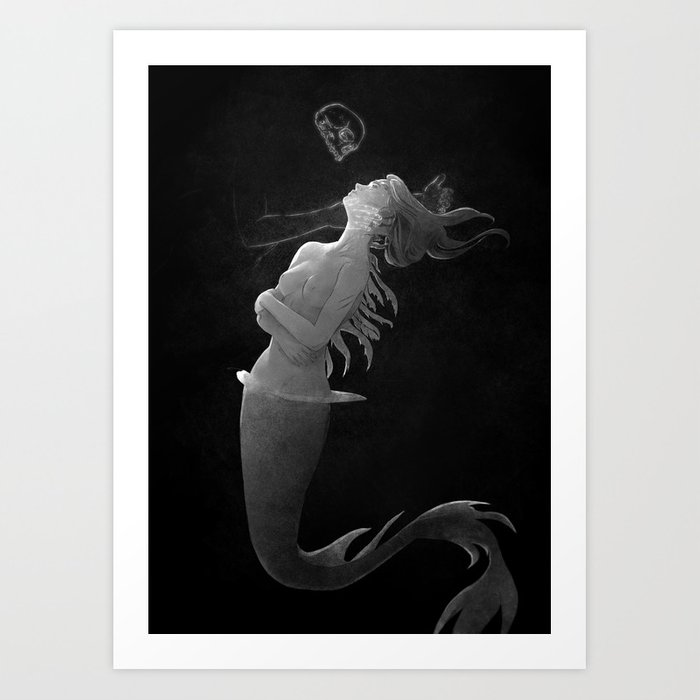 Dariyah and Lamar Art Print