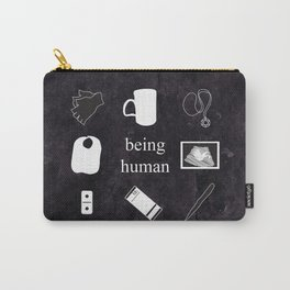 Being Human - Icons Carry-All Pouch