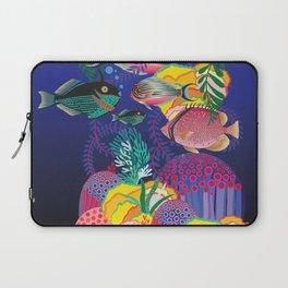 Exotic Sea Life Laptop Sleeve
