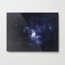 Starry Night Metal Print