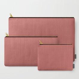 Marsala Color Matte 2015 Carry-All Pouch