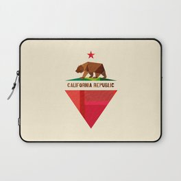 California 2 (rectangular version) Laptop Sleeve