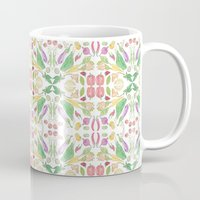 vegetables Mugs featuring Vegetables by Amy Pearson