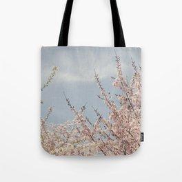 Sweet & Blue Tote Bag