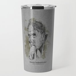 Victor Ambartsumian Travel Mug