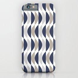 Blue Humps iPhone Case
