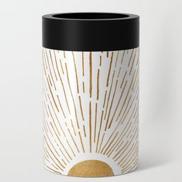 Let The Sunshine In Can Cooler
