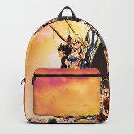 combat preparation Backpack