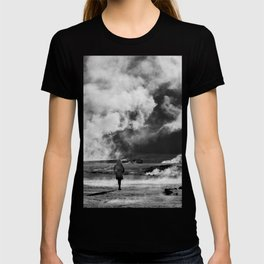 Walking into Fire T-shirt