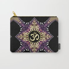 Golden Berry Om Sunshine Carry-All Pouch