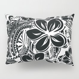 Savaii Polynesian Tribal Pillow Sham