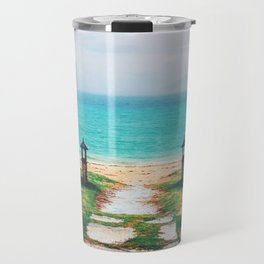 Doors to paradise Travel Mug