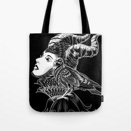 Maleficent Tribute Tote Bag