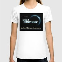brand new T-shirts featuring Brand New Day by politics