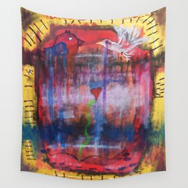 They Say There Is Somebody For Everyone Wall Tapestry