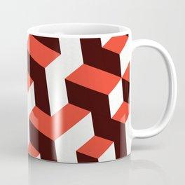 Modenist Negative Space Coffee Mug