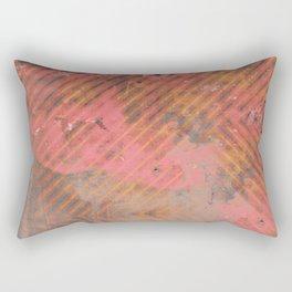 Pink Elephant Rectangular Pillow