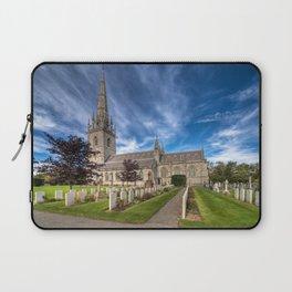 Marble Church Laptop Sleeve