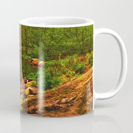 Nature's Heart Healer Coffee Mug