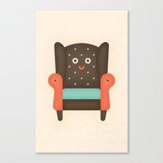 Arm Chair Canvas Print