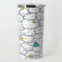 A Cloudy Night Travel Mug