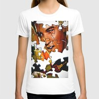 gentleman T-shirts featuring Gentleman by Rick Staggs