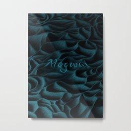 Mogwai - Gig Poster Metal Print