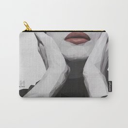 Geometric Callas Carry-All Pouch
