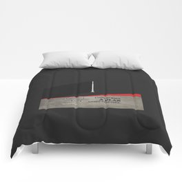 Lab No. 4 - I Love It Hannibal Smith's quotes Poster Comforters