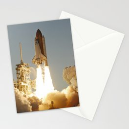 Space Shuttle Atlantis Stationery Cards