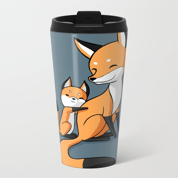 Surprise Hug Metal Travel Mug