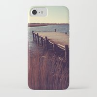 denmark iPhone & iPod Cases featuring Denmark by Elisabeth Mochner