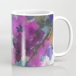 Red Violet Blue Violet Coffee Mug