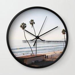 San Clemente Wall Clock