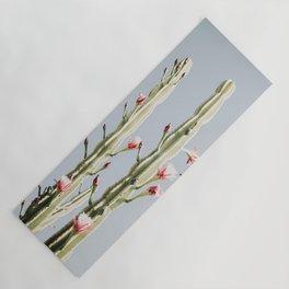 Cereus Cactus Blush Yoga Mat