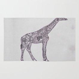 Giraffe Rug