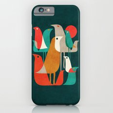 Flock of Birds iPhone 6 Slim Case
