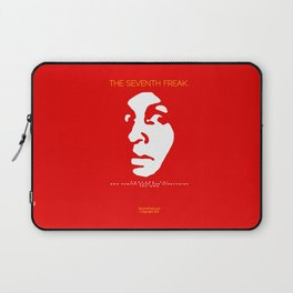 The Freaky Red Poster Laptop Sleeve