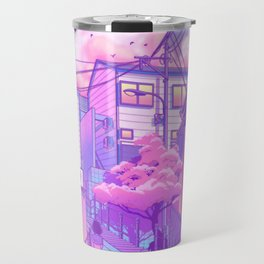 City Pop Tokyo Travel Mug