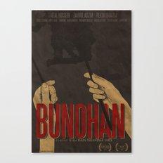 BUNOHAN Film Poster Canvas Print