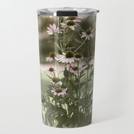 Faded Photographs Travel Mug