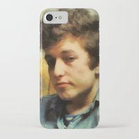 dylan iPhone & iPod Cases featuring dylan  by janice maclellan
